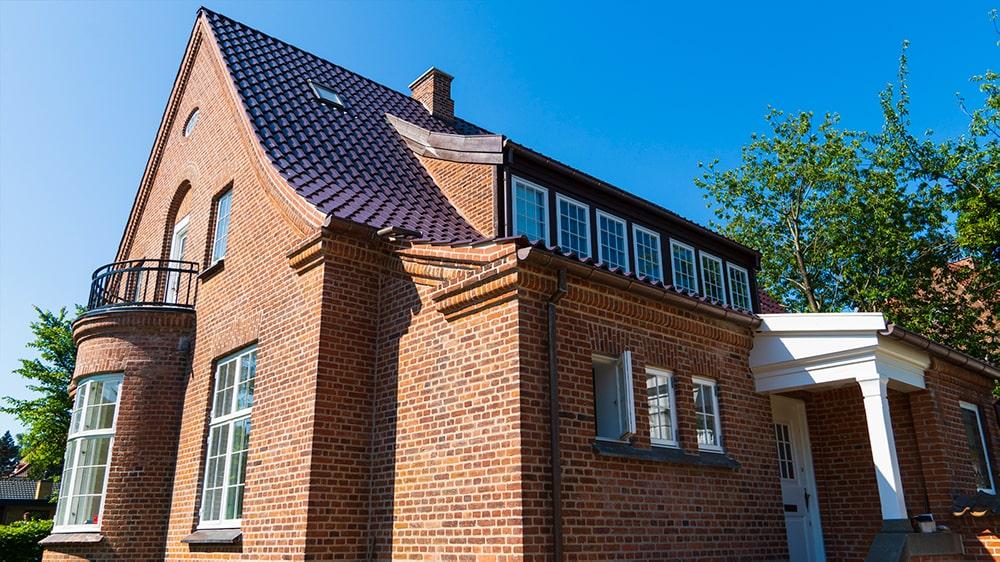 Tagprojekt i Hellerup